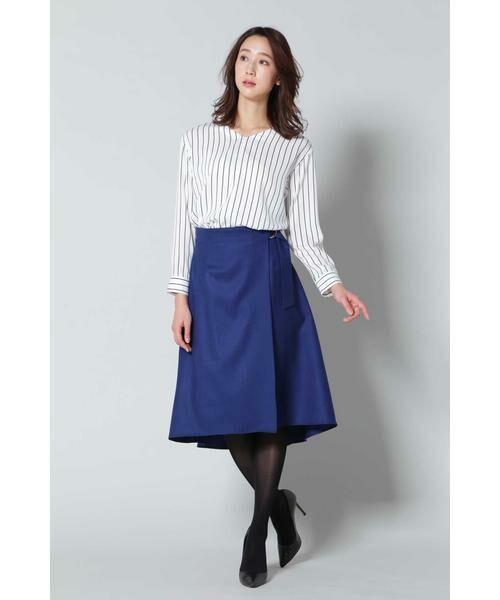 BOSCH / ボッシュ スカート | ウールサキソニースカート | 詳細3