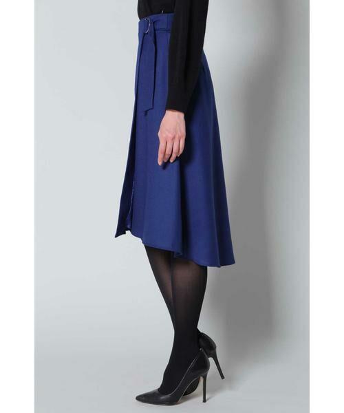 BOSCH / ボッシュ スカート | ウールサキソニースカート | 詳細5