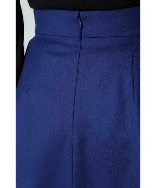 BOSCH / ボッシュ スカート | ウールサキソニースカート | 詳細7