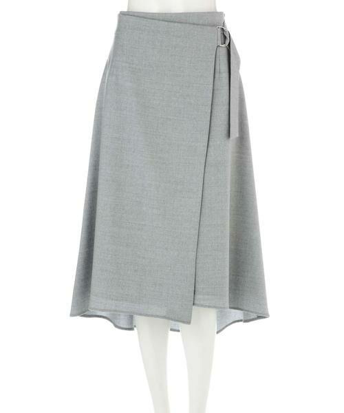 BOSCH / ボッシュ スカート | ウールサキソニースカート | 詳細11