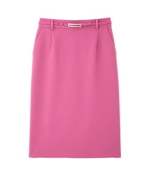 BOSCH / ボッシュ スカート | [ウォッシャブル]T/Rダブルクロスタイトスカート | 詳細1