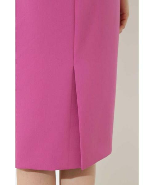 BOSCH / ボッシュ スカート | [ウォッシャブル]T/Rダブルクロスタイトスカート | 詳細7