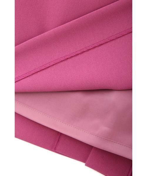 BOSCH / ボッシュ スカート | [ウォッシャブル]T/Rダブルクロスタイトスカート | 詳細8