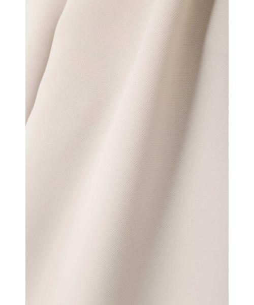 BOSCH / ボッシュ パンツ | ◆ドラマ 瀬戸朝香さん着用◆強撚ダブルクロスワイドパンツ | 詳細19