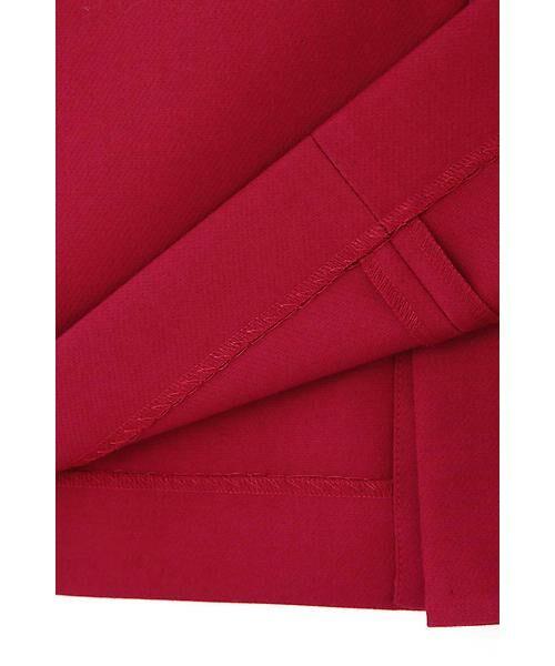 BOSCH / ボッシュ スカート | [ウォッシャブル]ベルテッドポケットタイトスカート | 詳細14