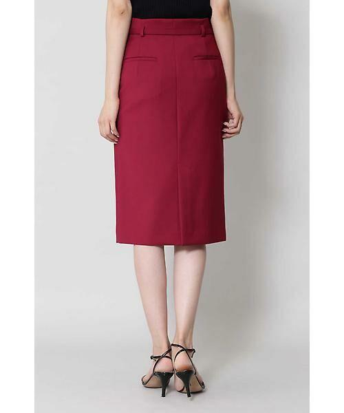 BOSCH / ボッシュ スカート | [ウォッシャブル]ベルテッドポケットタイトスカート | 詳細9