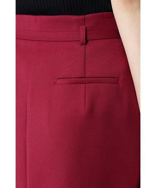BOSCH / ボッシュ スカート | [ウォッシャブル]ベルテッドポケットタイトスカート | 詳細12