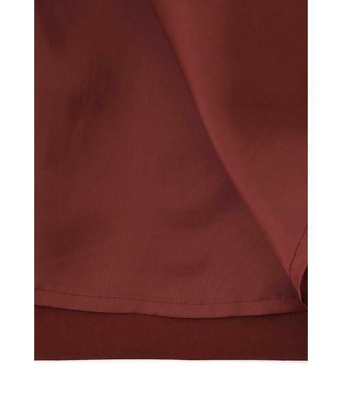 BOSCH / ボッシュ スカート | 《B ability》前釦ラップタイトスカート | 詳細5