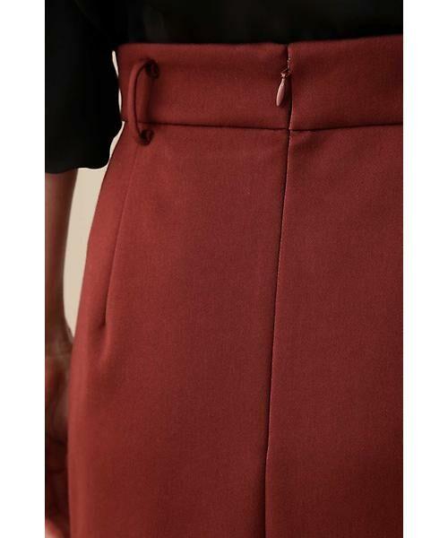 BOSCH / ボッシュ スカート | 《B ability》前釦ラップタイトスカート | 詳細11
