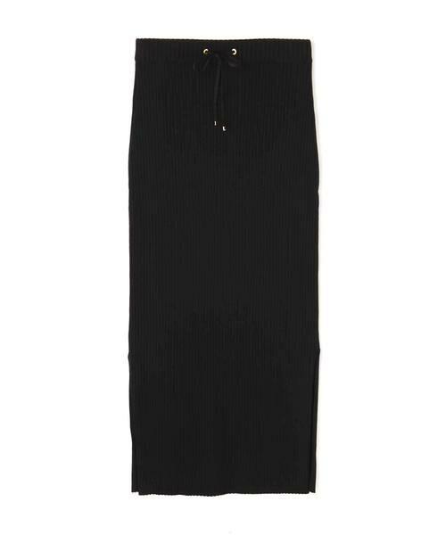 BOSCH / ボッシュ パンツ | 《B ability》ドライハイゲージリブニットスカート | 詳細1