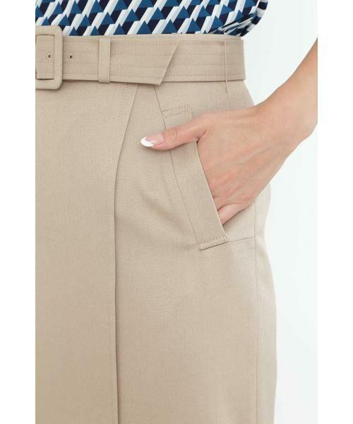 BOSCH / ボッシュ スカート | [ウォッシャブル]TRツイルスカート | 詳細18
