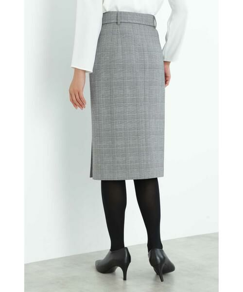 BOSCH / ボッシュ スカート | [ウォッシャブル]裏起毛チェックスカート | 詳細5