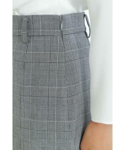 BOSCH / ボッシュ スカート | [ウォッシャブル]裏起毛チェックスカート | 詳細7