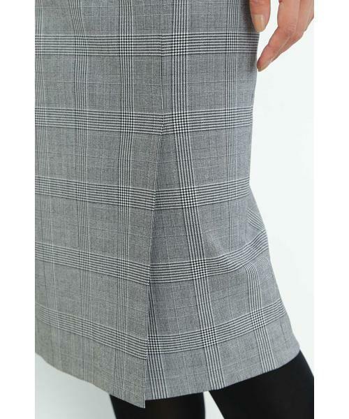 BOSCH / ボッシュ スカート | [ウォッシャブル]裏起毛チェックスカート | 詳細8