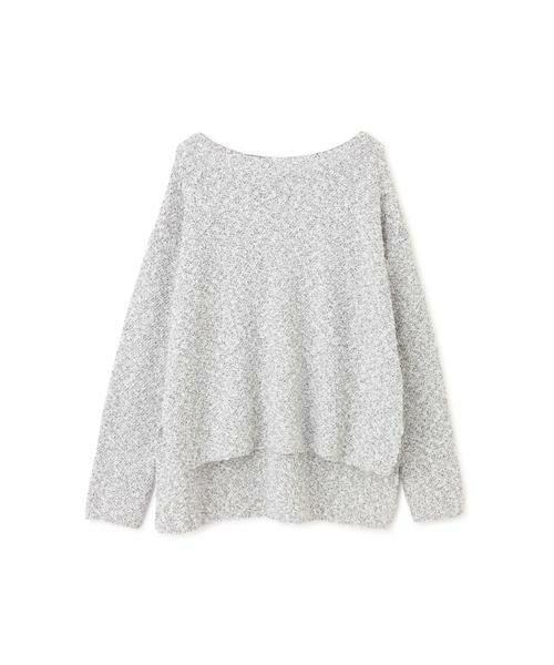 BOSCH / ボッシュ ニット・セーター | ◆スラブツイードニット | 詳細1