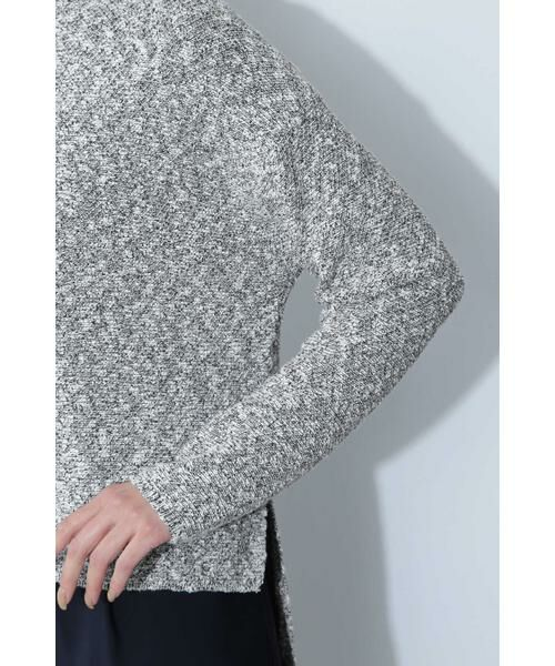 BOSCH / ボッシュ ニット・セーター | ◆スラブツイードニット | 詳細9