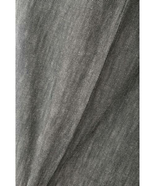 BOSCH / ボッシュ パンツ | [ウォッシャブル]麻混シャンブレーツイルパンツ | 詳細17
