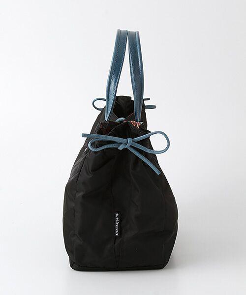 brontibayparis / ブロンティベイパリス ハンドバッグ | 【フランス製】ハンドバッグ 内側リバティ柄 「ナプレス」 | 詳細2