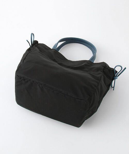 brontibayparis / ブロンティベイパリス ハンドバッグ | 【フランス製】ハンドバッグ 内側リバティ柄 「ナプレス」 | 詳細3