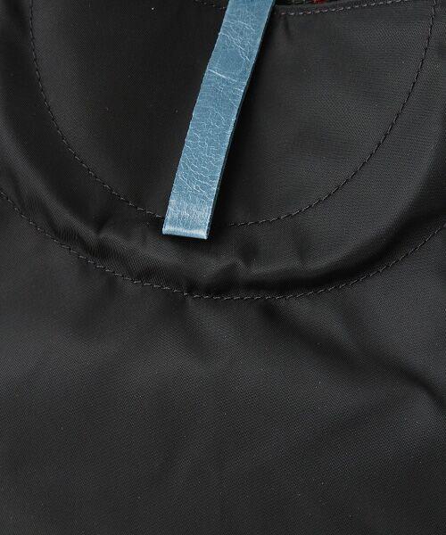 brontibayparis / ブロンティベイパリス ハンドバッグ | 【フランス製】ハンドバッグ 内側リバティ柄 「ナプレス」 | 詳細5