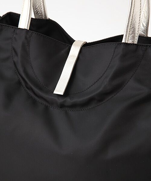 brontibayparis / ブロンティベイパリス トートバッグ   A4ナイロントートバッグ「フローレンス」   詳細5