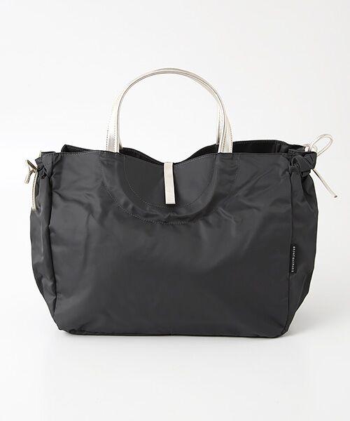 brontibayparis / ブロンティベイパリス トートバッグ | A4ナイロントートバッグ「シエナ」 | 詳細1
