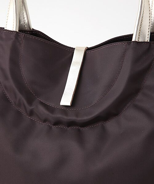 brontibayparis / ブロンティベイパリス トートバッグ | A4ナイロントートバッグ「シエナ」 | 詳細5