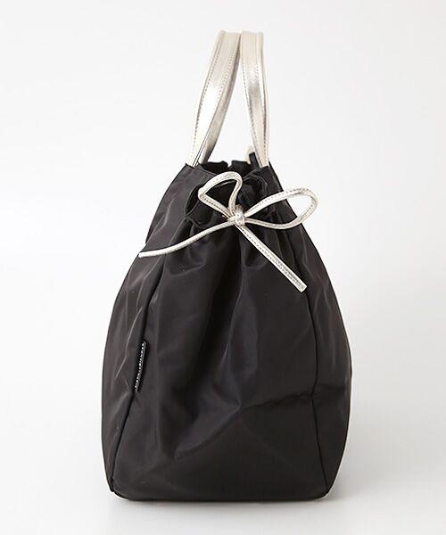 brontibayparis / ブロンティベイパリス トートバッグ | A4ナイロントートバッグ「シエナ」 | 詳細2