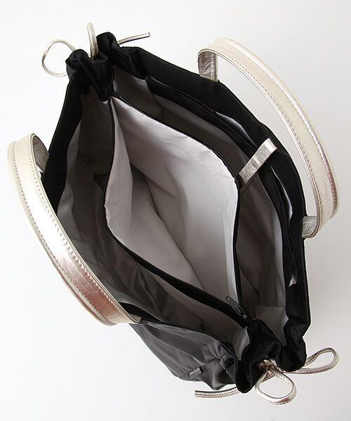 brontibayparis / ブロンティベイパリス トートバッグ | A4ナイロントートバッグ「シエナ」 | 詳細4