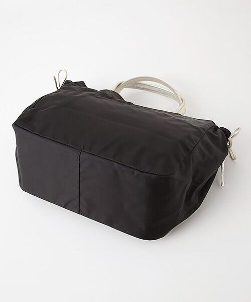 brontibayparis / ブロンティベイパリス トートバッグ   A4ナイロントートバッグ「シエナ」   詳細3