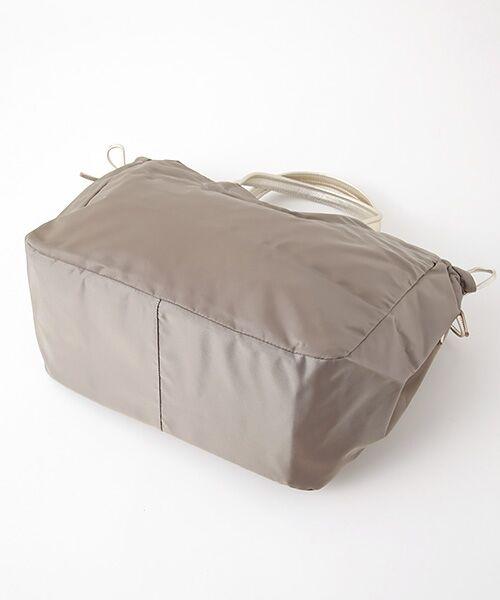 brontibayparis / ブロンティベイパリス トートバッグ | A4ナイロントートバッグ「シエナ」 | 詳細3