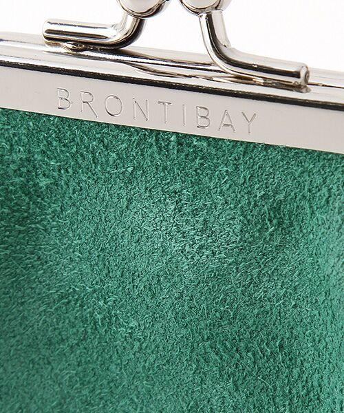 brontibayparis / ブロンティベイパリス 財布・コインケース・マネークリップ | スエードミニがま口「エルフィ」 | 詳細3