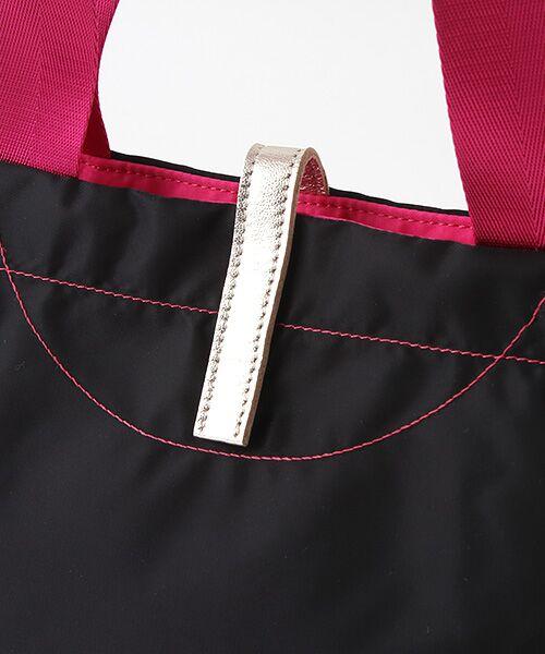 brontibayparis / ブロンティベイパリス トートバッグ   ナイロン折りたたみA4ハンドバッグ「ブリッツ」   詳細6