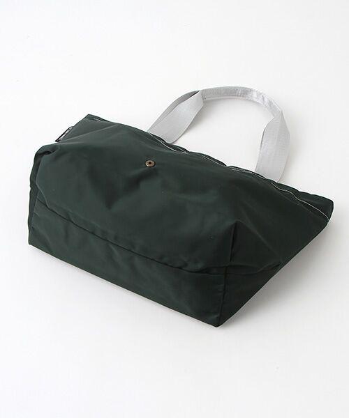 brontibayparis / ブロンティベイパリス トートバッグ   ナイロン折りたたみA4ハンドバッグ「ブリッツ」   詳細3