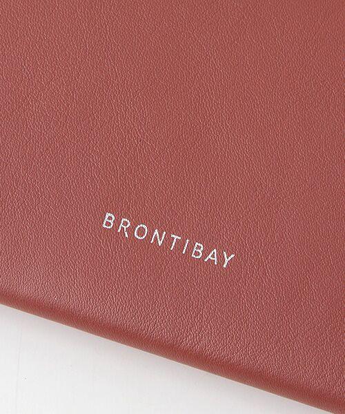 brontibayparis / ブロンティベイパリス 財布・コインケース・マネークリップ | レザー×リバティ ウォレット「アヤラ」 | 詳細5