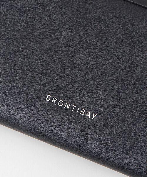 brontibayparis / ブロンティベイパリス 財布・コインケース・マネークリップ   レザー×リバティ ウォレット「アヤラ」   詳細5