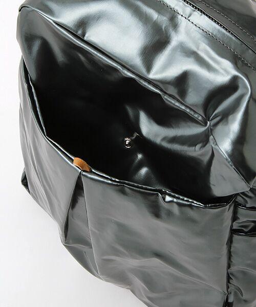 brontibayparis / ブロンティベイパリス リュック・バックパック | フランス製メタリックカラーリュックサック「フラッシュバック」 | 詳細5