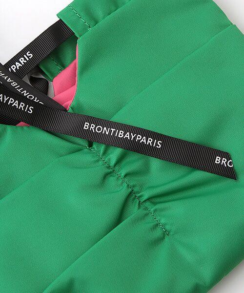 brontibayparis / ブロンティベイパリス ポーチ | ◇BRONTIBAYPARISバッグインバッグ「キューティ」 | 詳細8