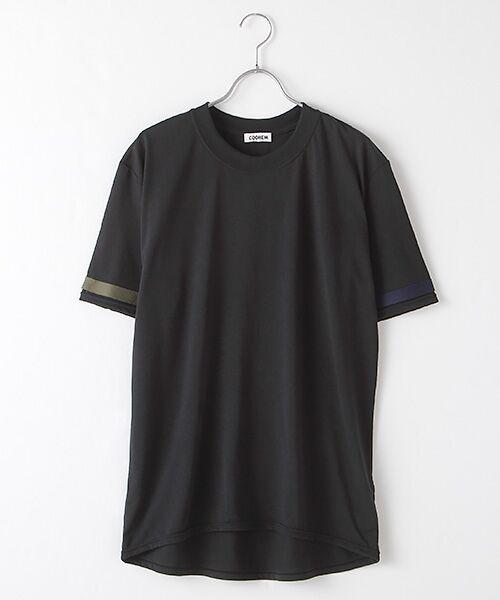 CS case study / CSケーススタディ Tシャツ   Tシャツ(ブラック)