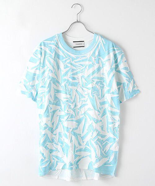 CS case study / CSケーススタディ Tシャツ | Tシャツ(サックス)