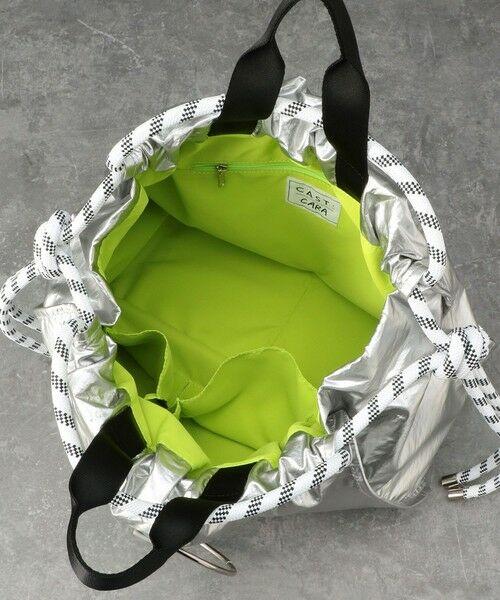 CAST: / キャスト バッグ   ロープドローストラングバッグ   詳細14