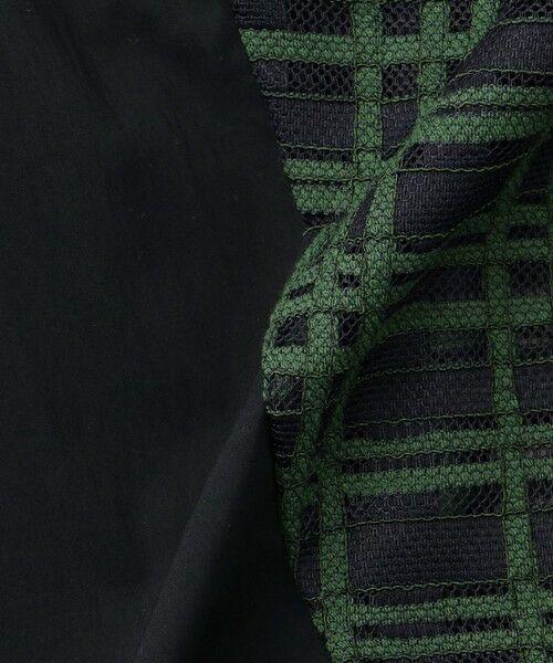 CAST: / キャスト ロング・マキシ丈ワンピース | レースコンビシャツワンピース | 詳細10