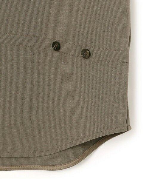 CAST: / キャスト コロン シャツ・ブラウス | セットアップオーバーシャツ | 詳細11