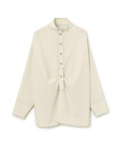 CAST: / キャスト コロン シャツ・ブラウス   バックボタンシャツ   詳細8