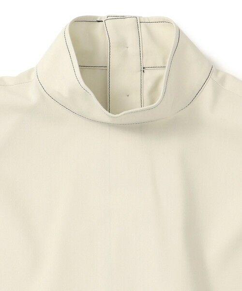 CAST: / キャスト コロン シャツ・ブラウス   バックボタンシャツ   詳細9