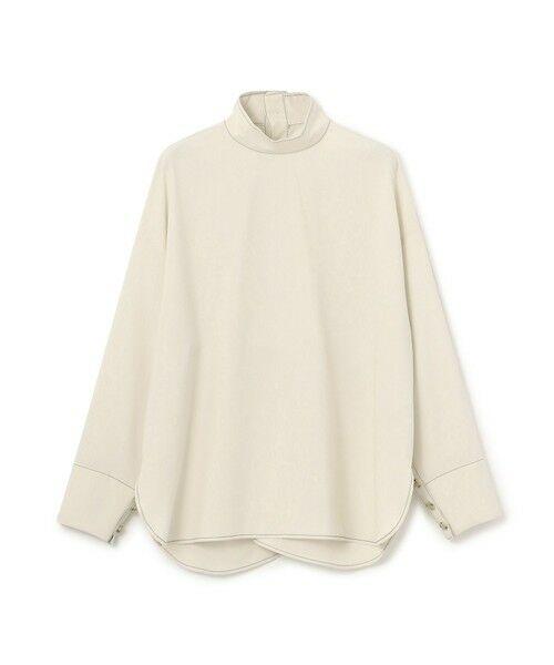 CAST: / キャスト コロン シャツ・ブラウス   バックボタンシャツ   詳細14