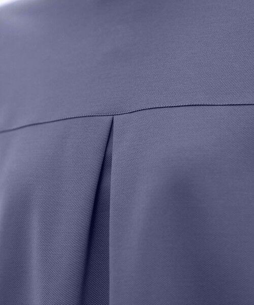 CAST: / キャスト コロン シャツ・ブラウス | ツイルジャージー セットアップブラウス | 詳細8