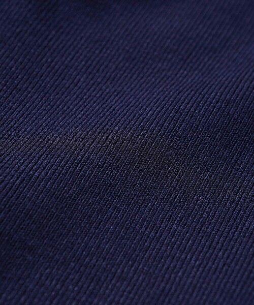 CAST: / キャスト コロン シャツ・ブラウス | ニットコンビチュニックシャツ | 詳細16