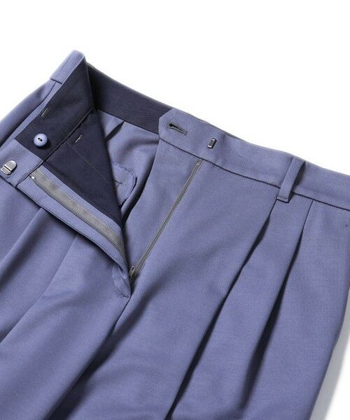 CAST: / キャスト コロン パンツ   マイパーフェクト ツイルジャージー万能テーパードパンツ   詳細11