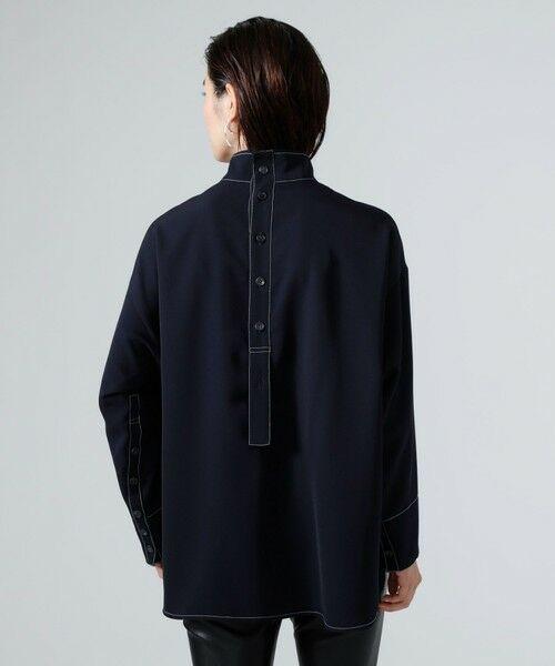 CAST: / キャスト コロン シャツ・ブラウス | バックボタンシャツ | 詳細10